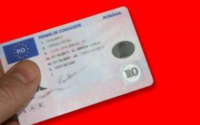 Trei sibieni, prinși în ultimele 24 ore conducând fără permis