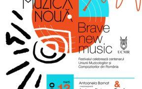 Festivalul Brave New Music – Minunata Muzică nouă se încheie cu sunete rock transformate în utopii simfonice