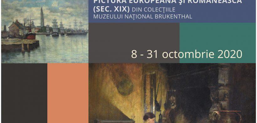 INTERFERENȚE. Pictură europeană și românească (sec. XIX) te așteaptă la Muzeul Național Brukenthal