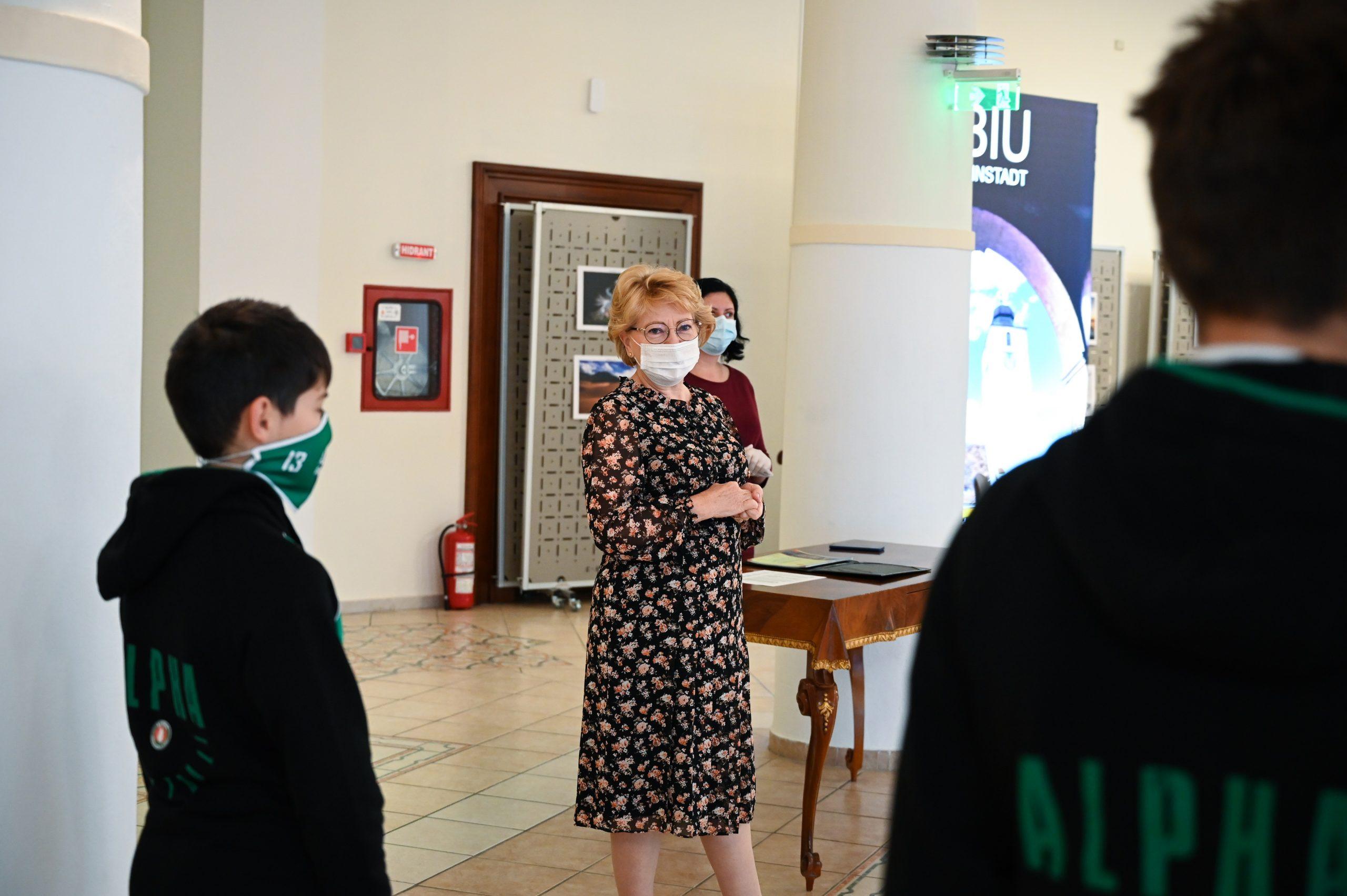 Sportivii de la Alpha Sport Team au primit premiile din partea Primăriei Sibiu