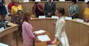 Daniela Cîmpean va depune jurământul pentru un nou mandat la conducerea CJ Sibiu