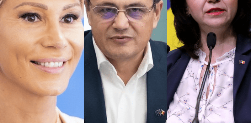 Vicepremierul Raluca Turcan și miniștrii Fondurilor Europene și Educației se vor testa de coronavirus