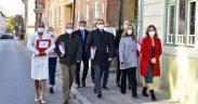 Fostul ministrul al Turismului- Bogdan Trif și medicul Cotizo Draia deschid listele PSD Sibiu la alegerile parlamentare