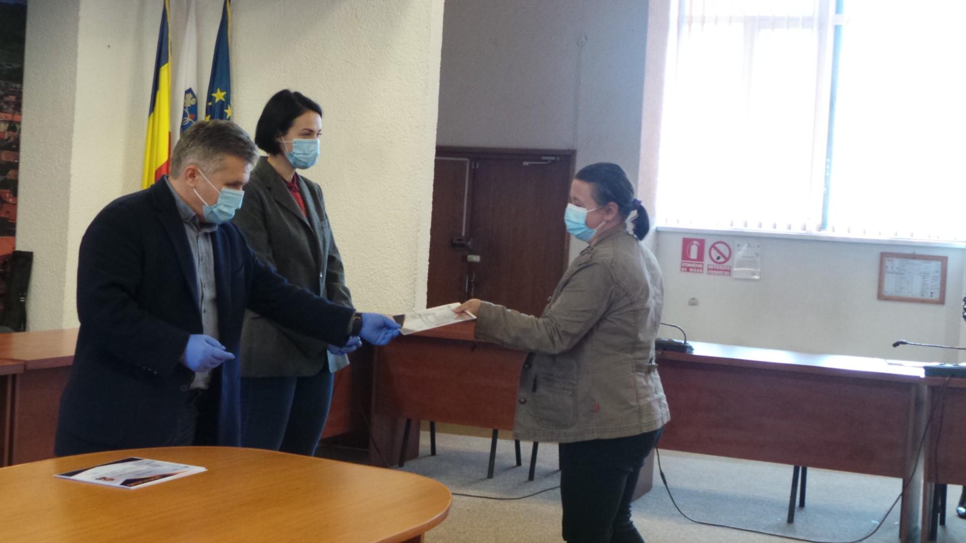 Primăria Mediaș i-a premiat pe cei 20 de tineri care au obținut rezultate deosebite la examenul de Bacalaureat