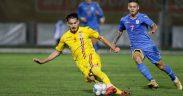 Raul Opruţ, fundaşul echipei FC Hermannstadt, a părăsit cantonamentul naţionalei U21