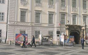 """Muzeul Național Brukenthal și AFT Sibiu te invită la expoziția """"Hrana va câștiga războiul"""""""