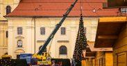 Au început pregătirile pentru organizarea Târgului de Crăciun