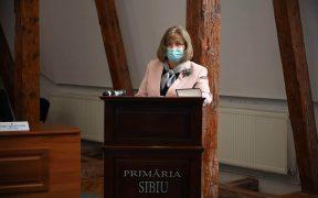 Monica- Adriana Munteanu este noul inspector școlar general