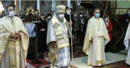 """Hram la Biserica """"Sfinții Arhangheli Mihail și Gavriil"""" din cartierul Trei Stejari al Municipiului Sibiu"""