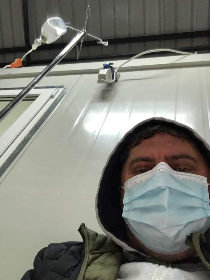 Sorin Boica are nevoie de plasmă sanguină pentru a învinge în lupta cu COVID-19