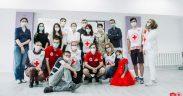 Crucea Roșie Sibiu caută voluntari pentru call center-ul DSP