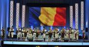 De 1 Decembrie, Junii Sibiului spun La mulți ani, România! La mulți ani, români!