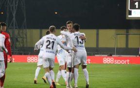 Gaz Metan a pierdut cu FCSB, scor 2-3 după un penalty inventat