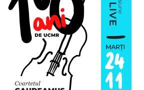 Centenarul Uniunii Compozitorilor și Muzicologilor din România, sărbătorit la Sibiu