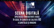Programul lunii noiembrie pentru TNRS- Scena Digitală