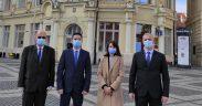 Consilierii USR PLUS Sibiu au adus în dezbaterea CL soluții pentru limitarea răspândirii Covid19 în municipiu (P.E)