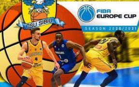 Meciurile grupei D din FIBA Europe Cup se joacă în Istanbul
