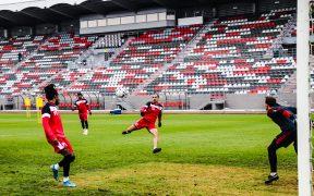 A.F.C.Hermannstadt joacă pe teren propriu împotriva celor de la Astra Giurgiu