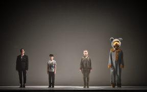 """Spectacolul """"Visând glasuri"""", realizat de Teatrul """"Gong"""" se vede online în Polonia"""