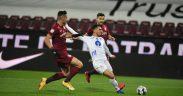 Ronaldo Deaconu și Dumitru Cardoso au adus victoria echipei Gaz Metan Mediaș