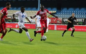 Simon Pambou, jucătorul Gaz Metanului, a fost convocat la naționala statului Congo