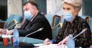 Raluca Turcan: Autoritățile acționează pentru întărirea sistemului sanitar și conformarea oamenilor la regulile existente