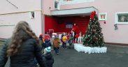 Aproximativ 4000 de cadouri cu ocazia sărbătorii de Crăciun ajung la elevii medieșeni