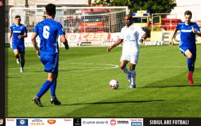 A.F.C.Hermannstadt joacă pe teren propriu partida contra celor de la F.C.Voluntari