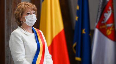 Astrid Fodor ne îndeamnă să ne demonstrăm patriotismul contribuind la efortul național de stopare a răspândirii virusului