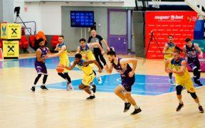 Parcurs perfect pentru BC CSU Sibiu în Liga Națională de Baschet Masculin, cu 3 victorii din 3 meciuri