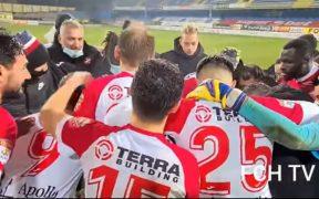 A.F.C. Hermannstadt a reușit prima victorie după aproape 3 luni
