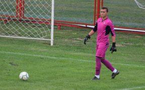 Rareș Agârbiceanu, jucătorul format de Clubul ASFC Interstar Sibiu, rezervă în partida FCH- Voluntari