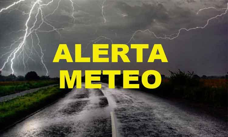 Alertă ANM: Cod portocaliu de vreme severă în județul Sibiu