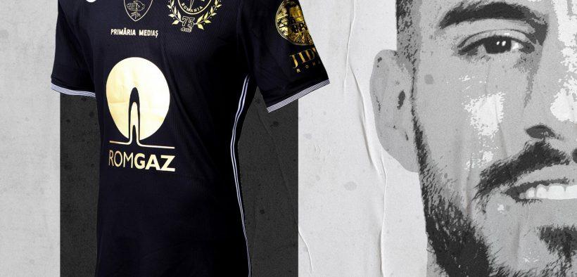 Gaziștii vă provoacă la un concurs- miza: tricouri semnate de Ricardo Valente