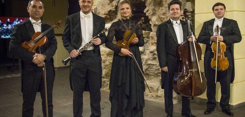Filarmonica Sibiu – concert de Ziua lui Mozart