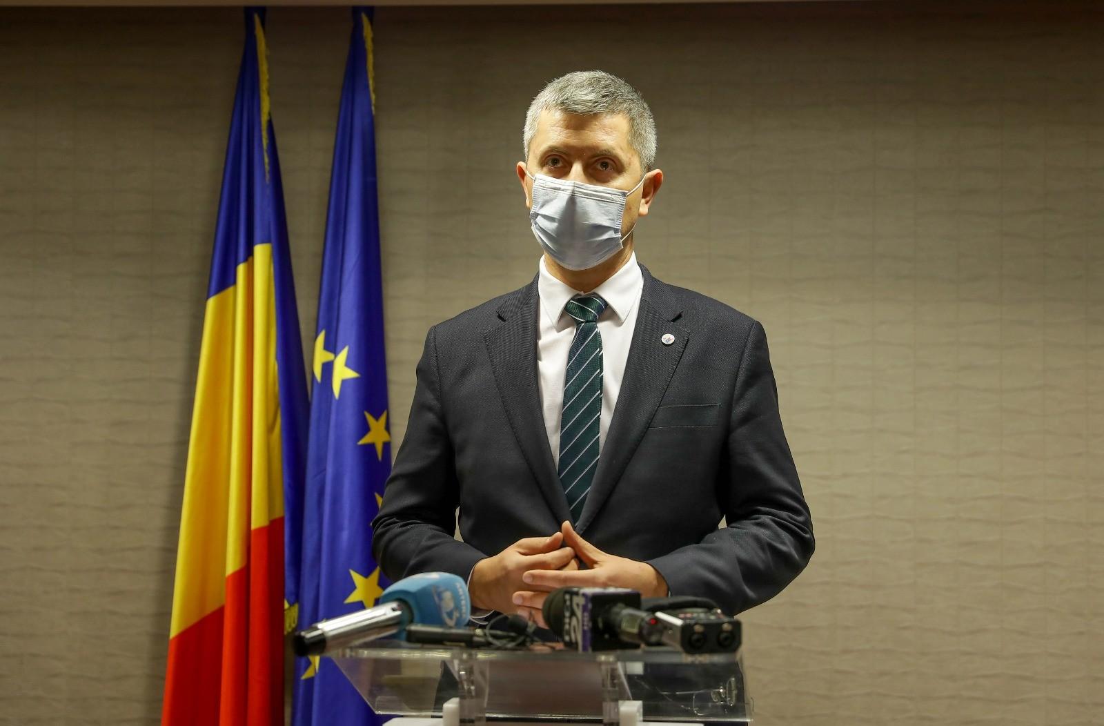 Dan Barna, primele declarații făcute la Sibiu în calitate de vicepremier