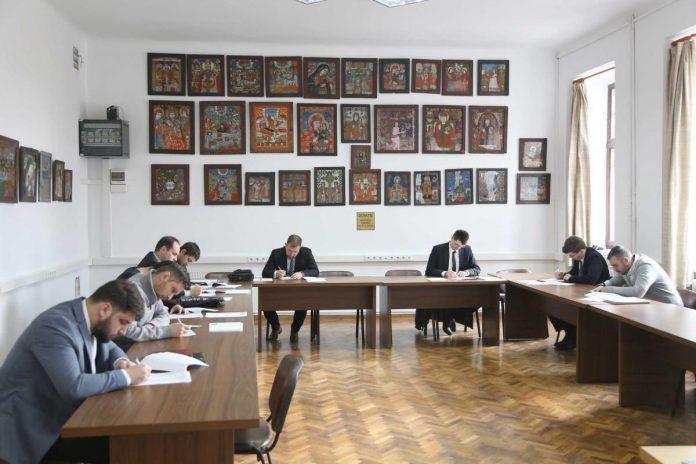Examen de capacitate preoţească în Arhiepiscopia Sibiului