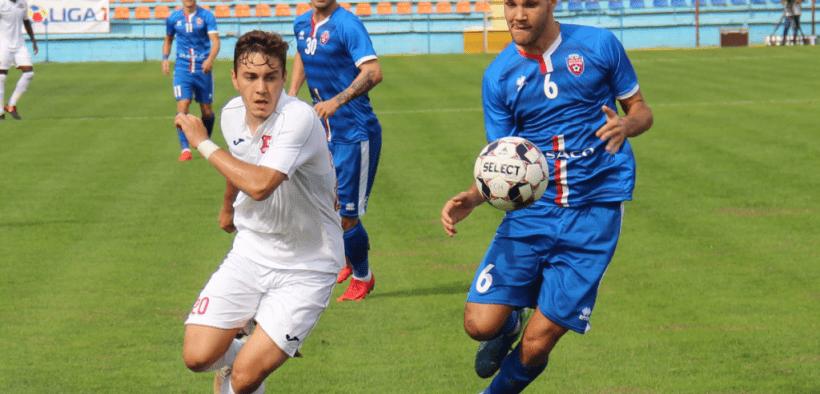 A.F.C.Hermannstadt joacă în deplasare contra celor de la F.C.Botoșani