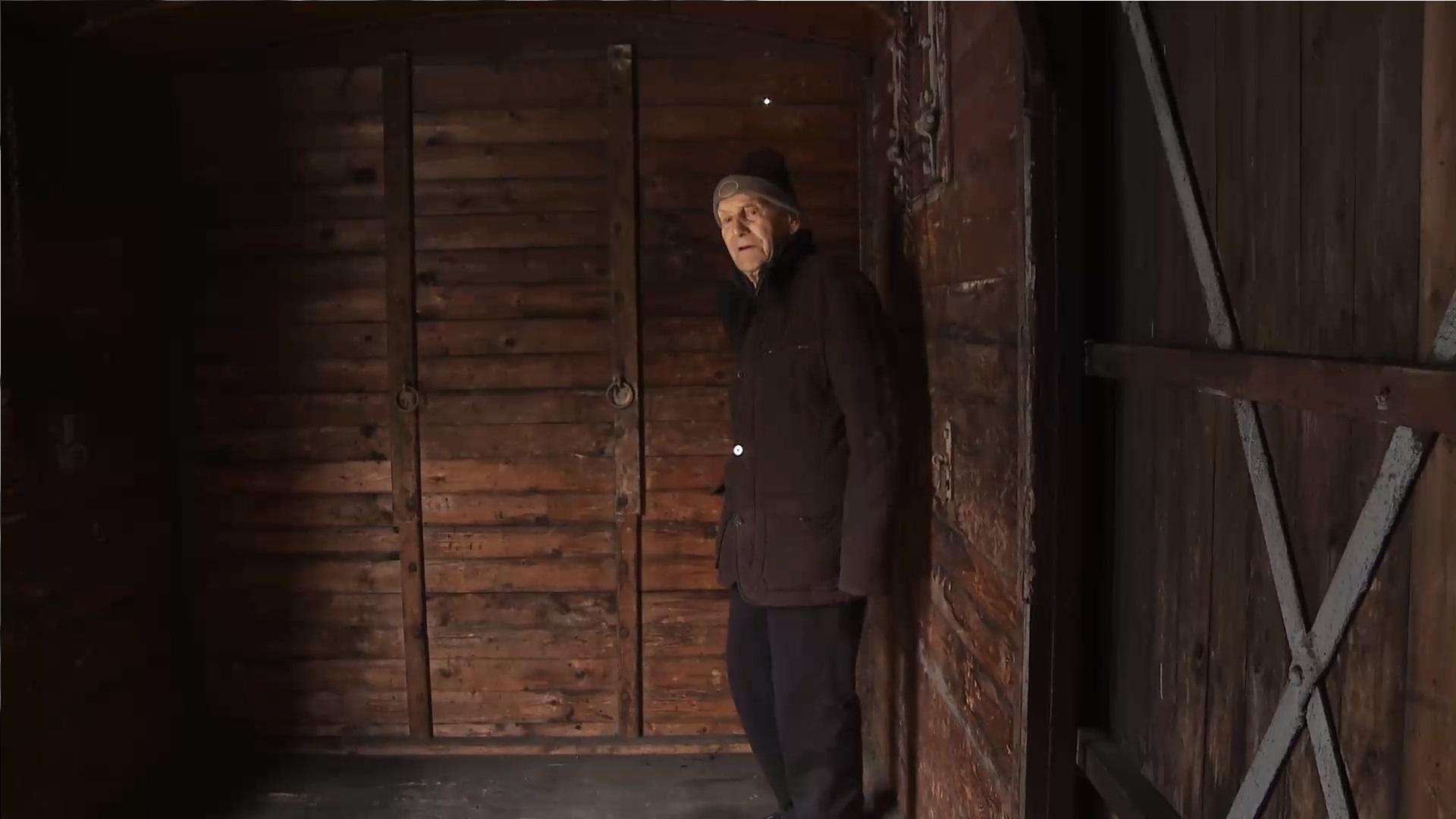 """Premieră în România: """"Mauthausen – două vieţi"""""""
