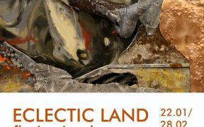 Eclectic Land – Florin Viorel, prima expoziție din acest an la Muzeul de Artă Contemporană