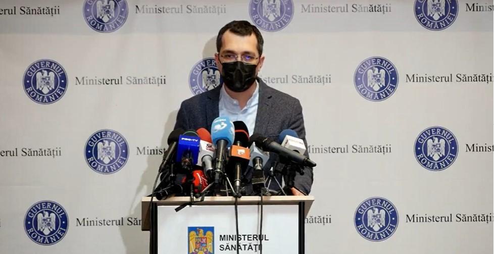 """Vlad Voiculescu a anunțat cele 4 """"măsuri urgente"""" după incendiul de la Matei Balș"""