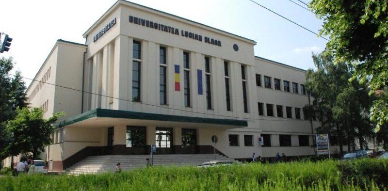 ULBS anunţă organizarea concursului privind ocuparea a două posturi vacante