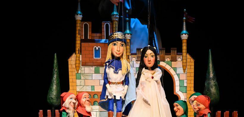 """""""Albă ca Zăpadă și cei șapte pitici"""" se întâlnește cu spectatorii Teatrului Gong"""