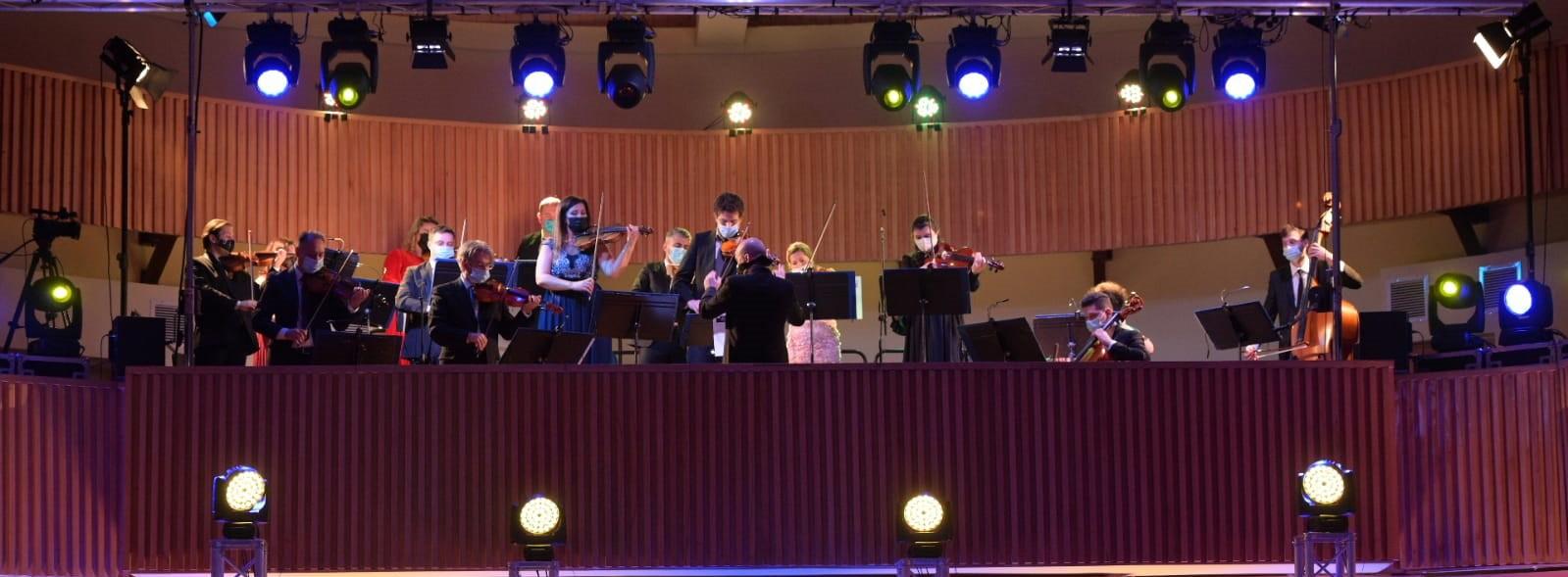 Primul Concert al Filarmonicii de Stat Sibiu din anul 2021 va fi cu public