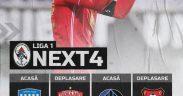 Gaz Metan Mediaș va disputa meciuri într-un interval de 11 zile