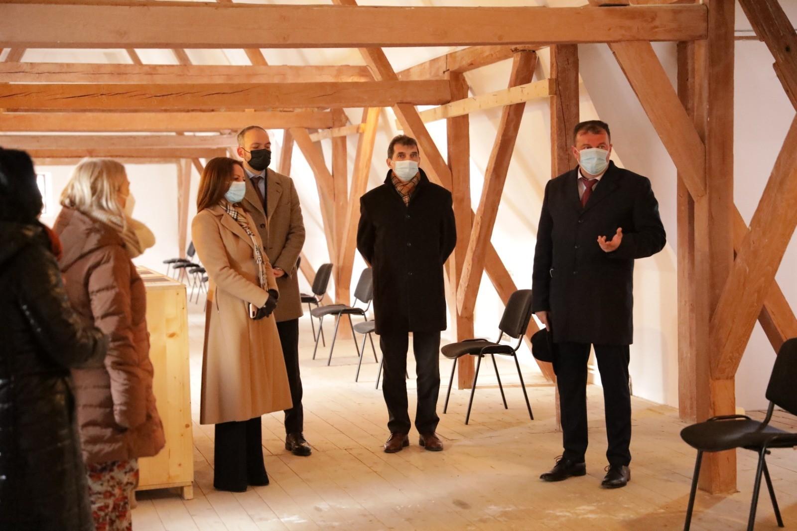 Casa Artelor se va transforma într-un hub creativ