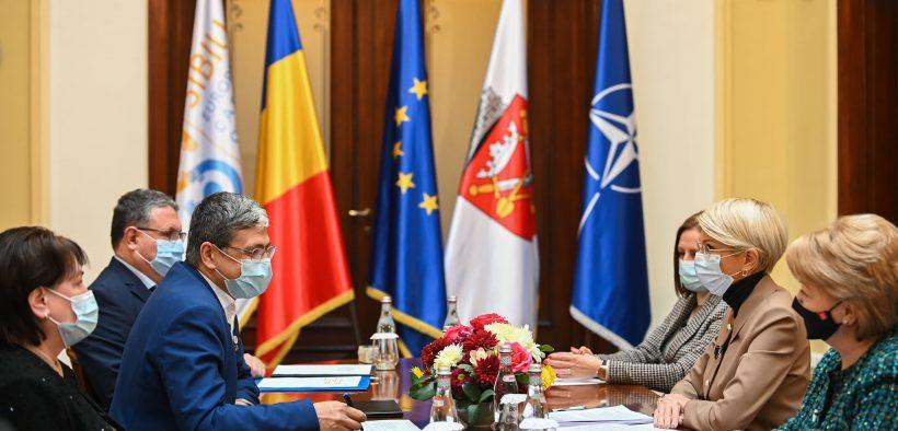 Fonduri europene în valoare de 175 de milioane de Euro atrase de Municipiul Sibiu