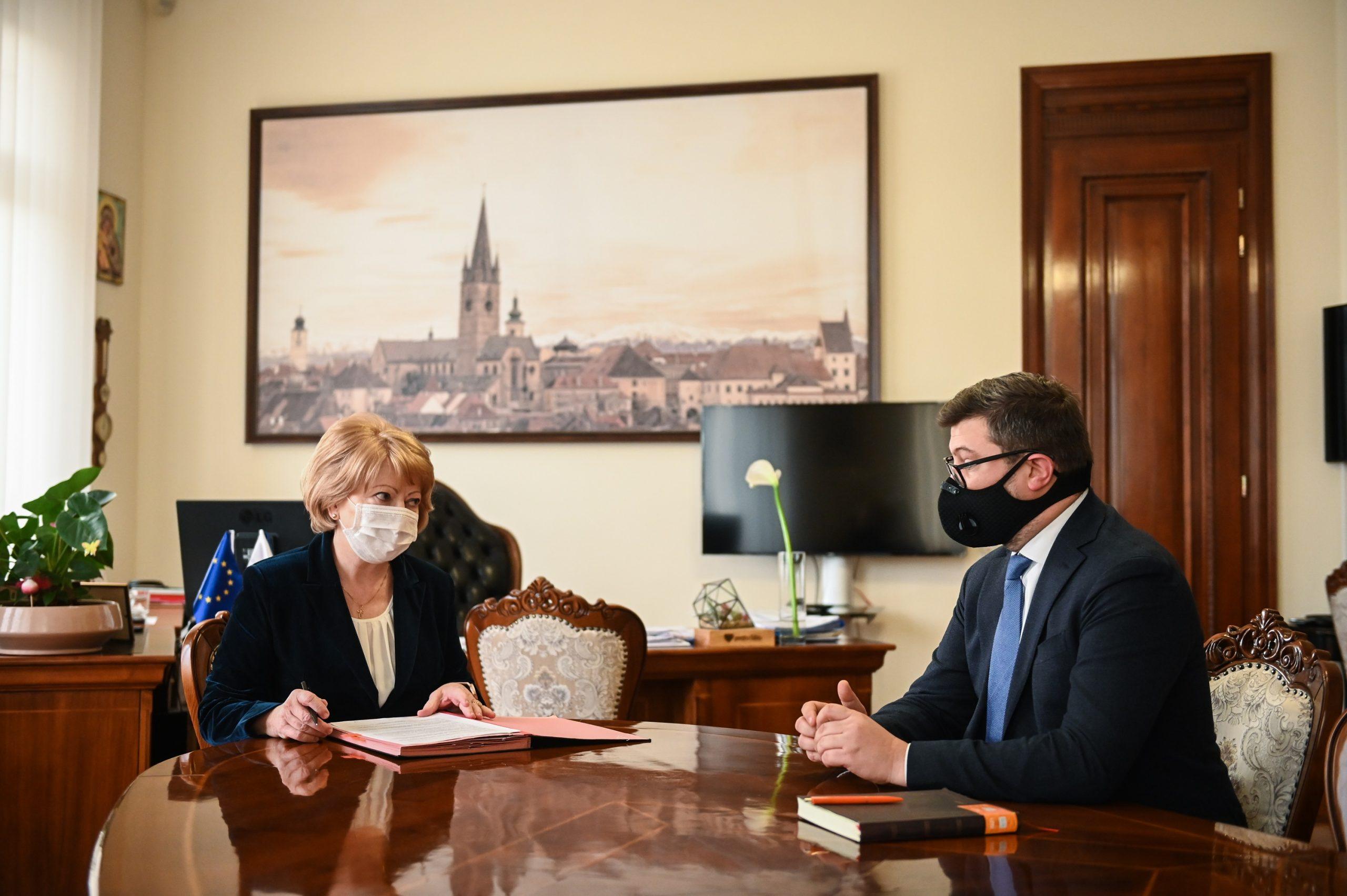 Începe realizarea Planului de Mobilitate Urbană Durabilă al Sibiului pentru 2021-2030