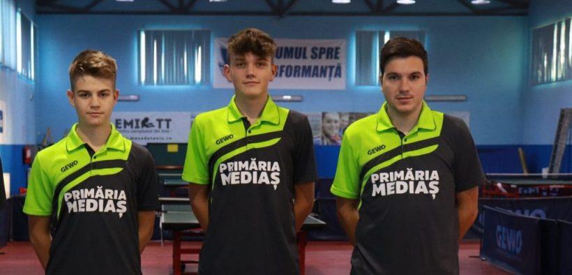 Începe Campionatul Național Juniori 1 la tenis de masă