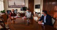 S-a semnat acordul de parteneriat între Primăria Sibiu și Primăria Comunei Șelimbăr pentru realizarea trenului periurban